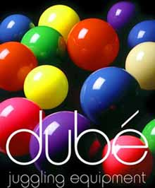 Welcome to Dubé Juggling